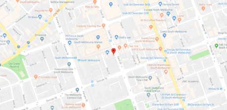 Melbourne Locations